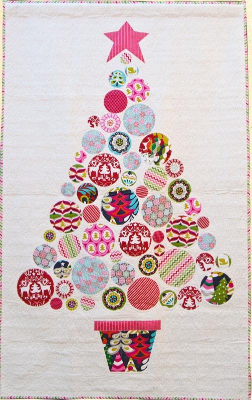 573 Oh Christmas Tree Kookaburra Cottage Quilts